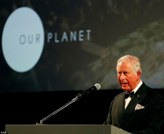 our planet charles speech