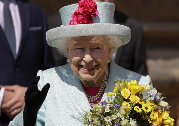 queen at 93