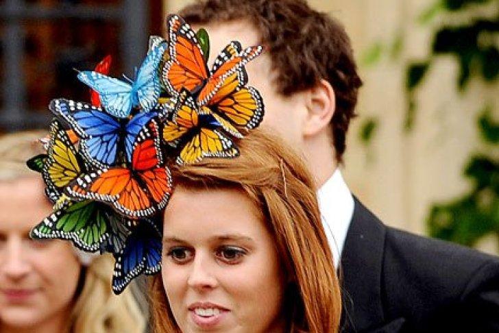 butterflies fascinator