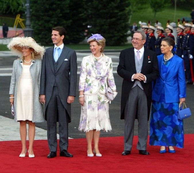 greci boda real