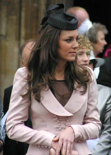 Kate Middleton Phillips Wedding