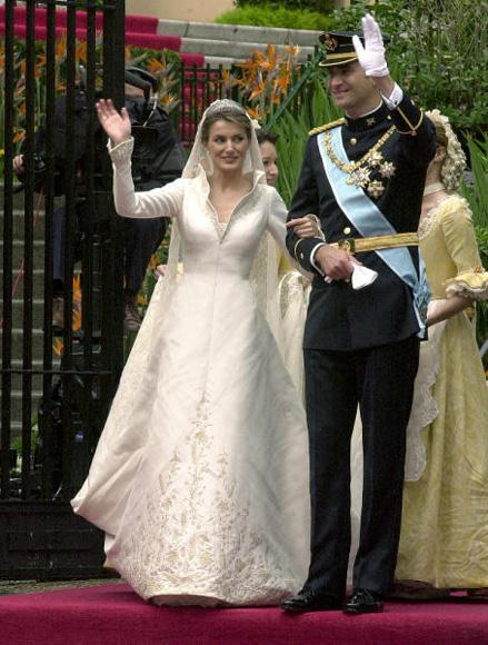 letizia boda real