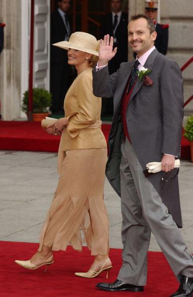 miguel bosè boda real