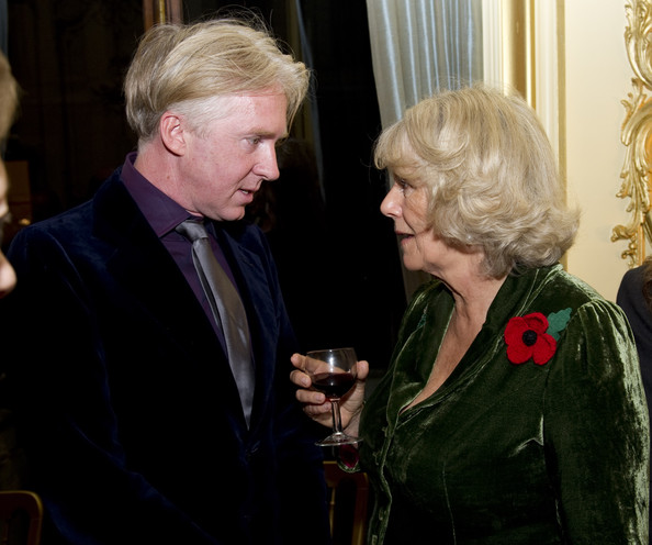 philip treacy & camilla