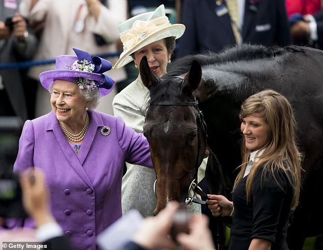 queen & horse