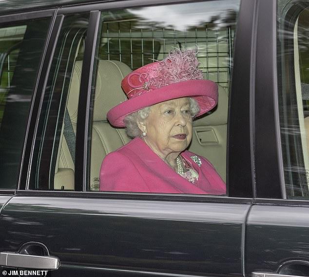 queen in pink