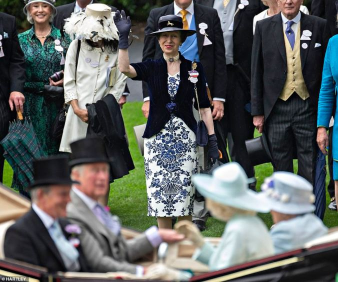 ascot 19 2nd day Anne