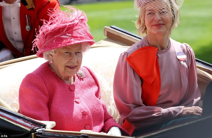 ascot 19 4th day the queen-lady helen