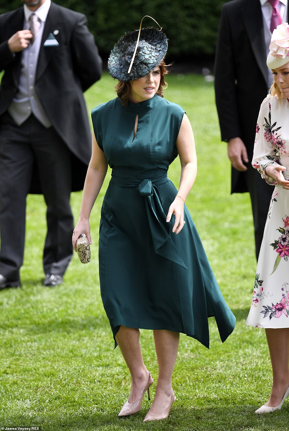 ascot 19 ladies day eugenie