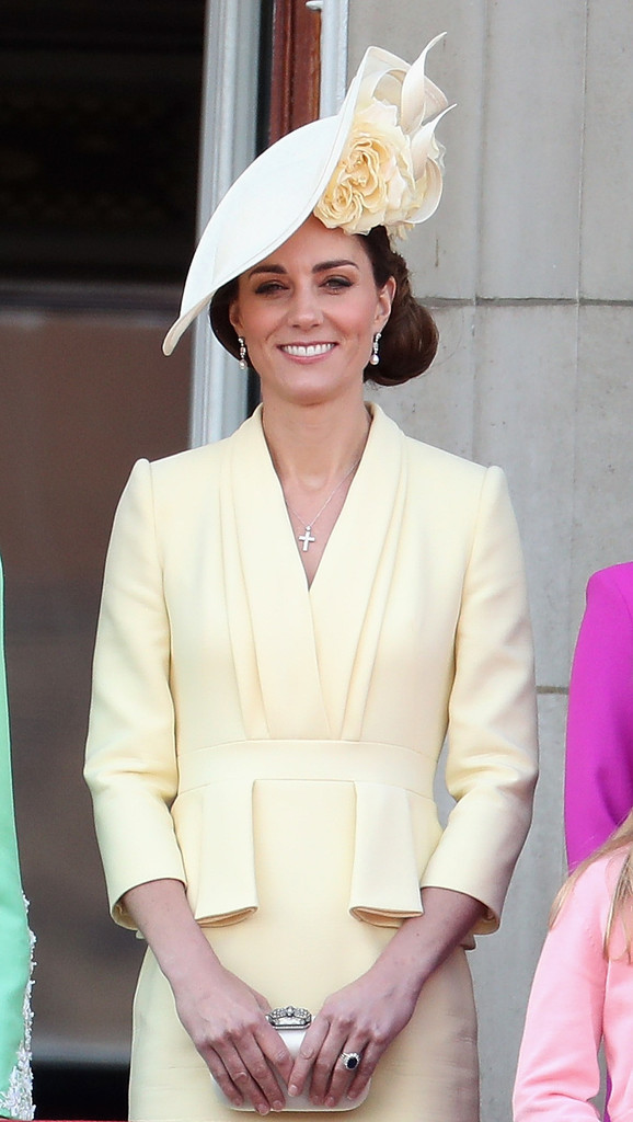 trooping the colour kate