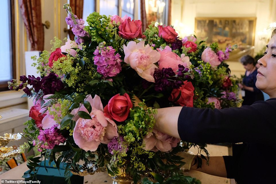 UK USA flower