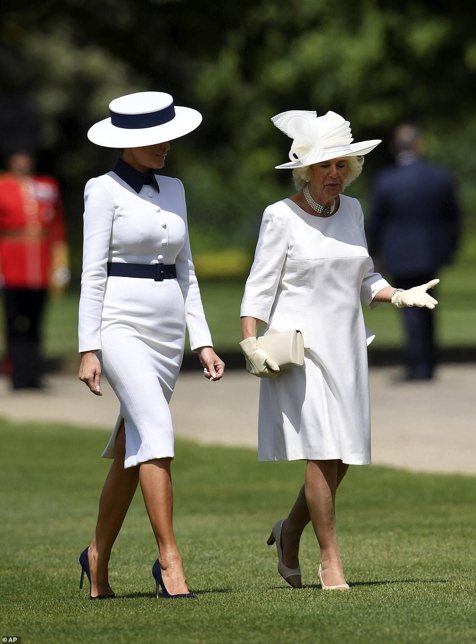 UK USA ladies
