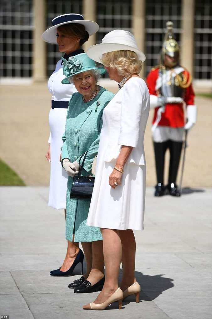 UK USA queen-camilla