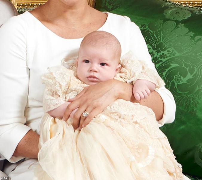 archie christening 3