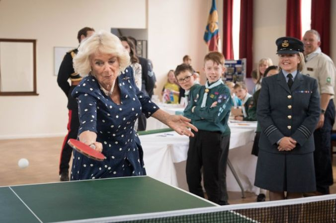 camilla ping pong