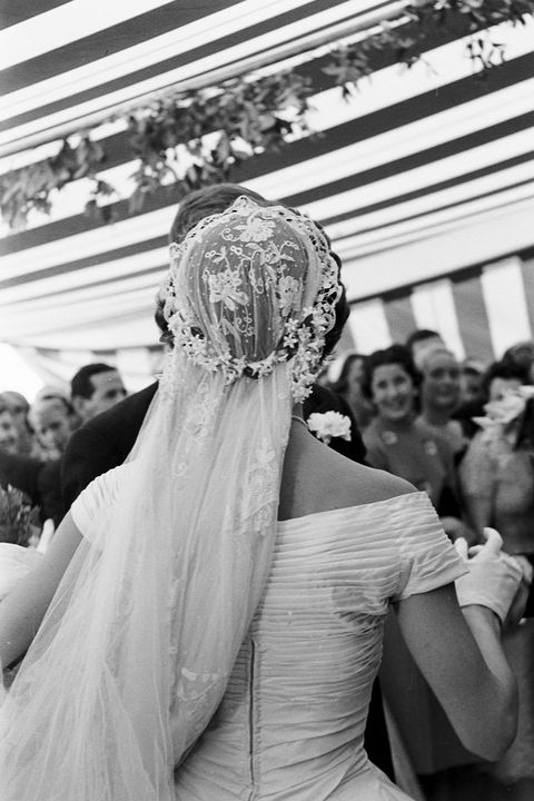jackie wedding veil