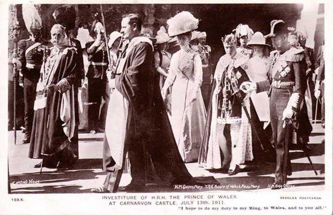 pow investiture 1911