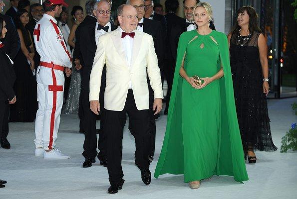 Princess-Charlene-in-Marchesa
