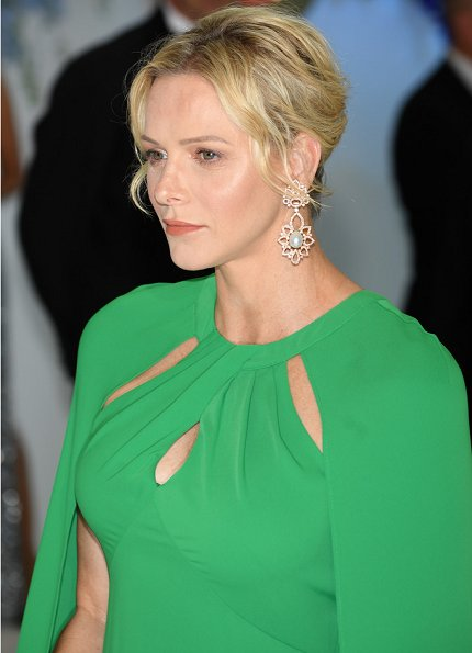 Princess-Charlene-Repossi earrings