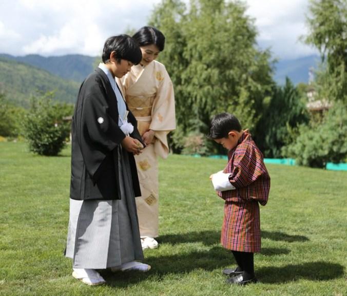 bhutan-japan boys 3