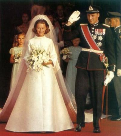 harald sonja wedding 2