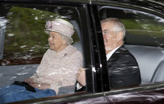 queen-andrew-car