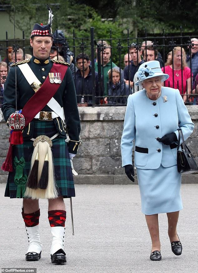 queen balmoral