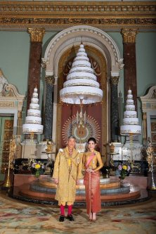 thai king new wife