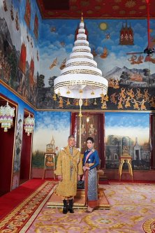 thai king new wife 2