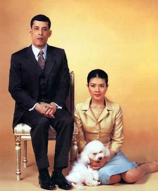 thai king wife no2