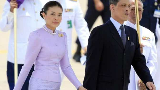 thai king wife no3