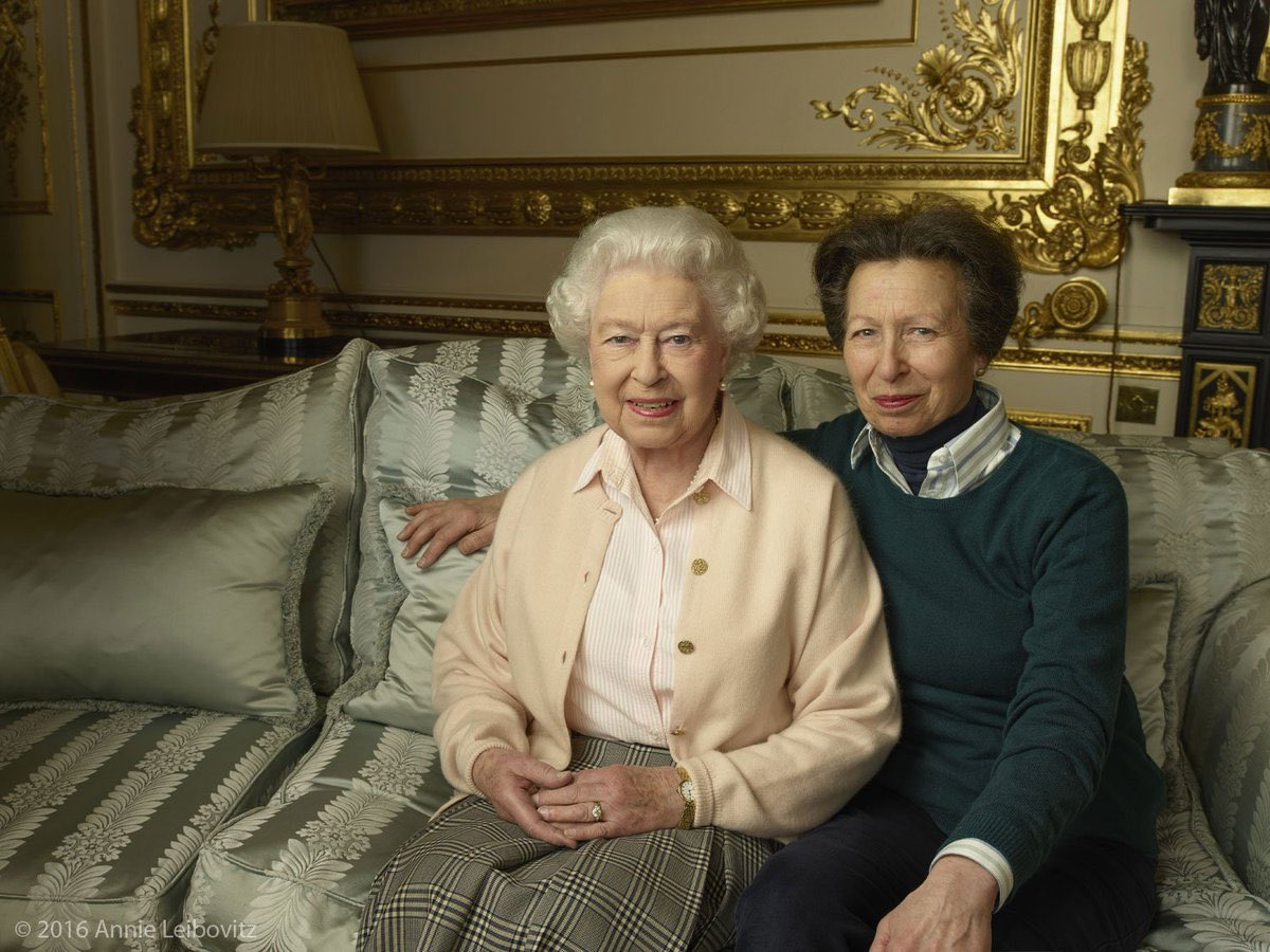 the queen and anne