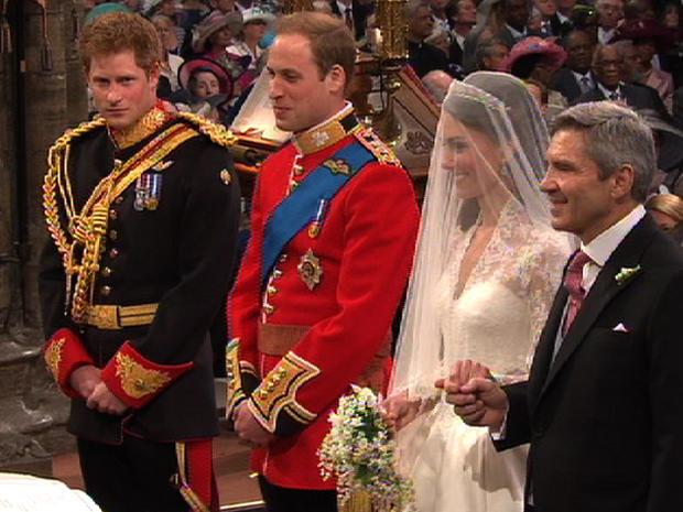 william catherine wedding