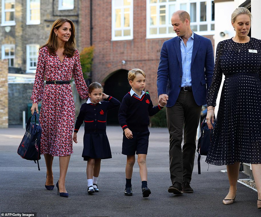 cambridges at school 2
