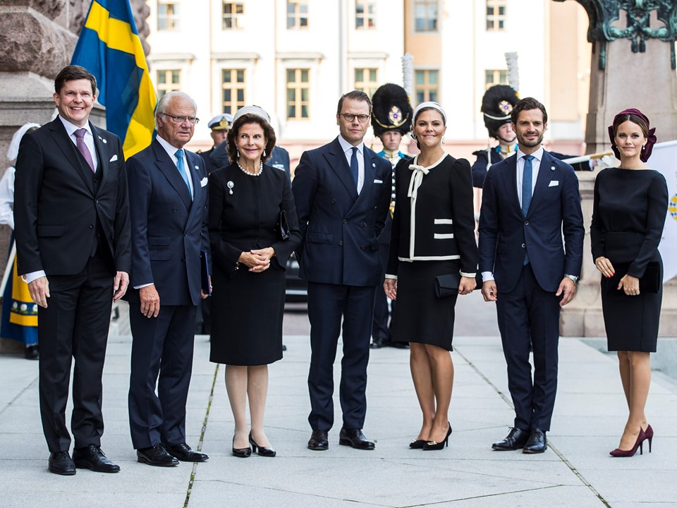 Swedish-Royals-Parliament 2019