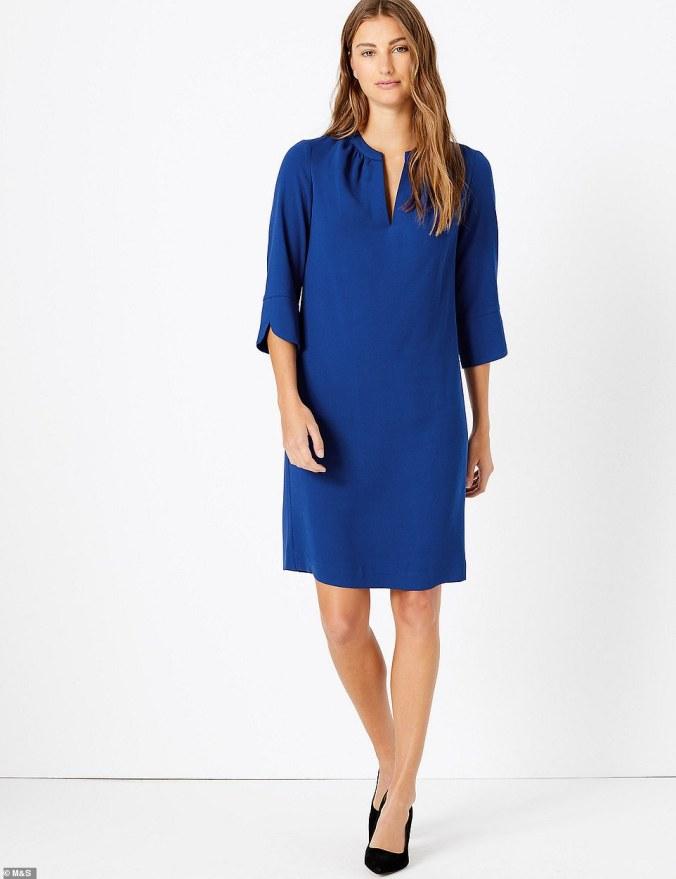 the smart set dress M&S