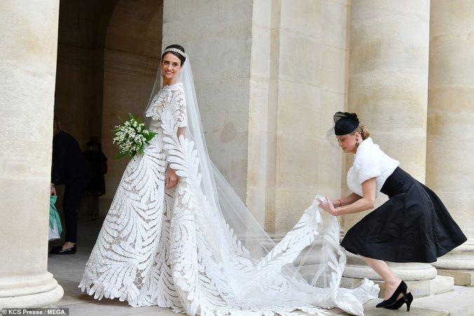 bonaparte arco mariage la robe