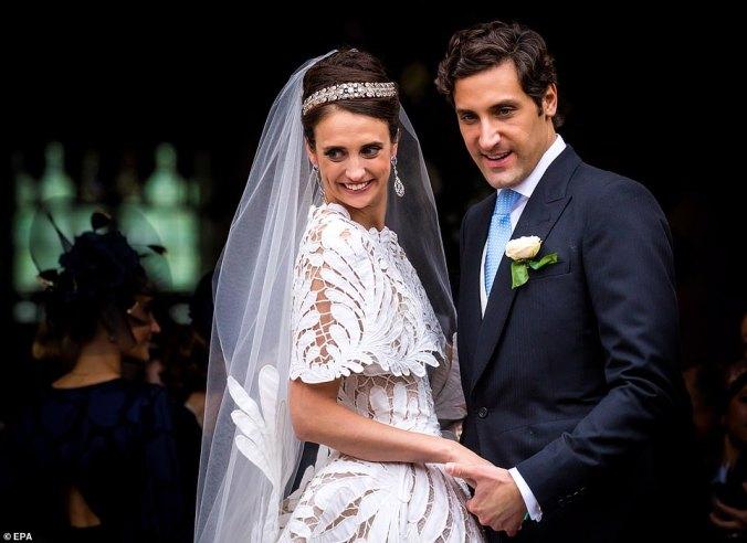 bonaparte arco mariage les mariés