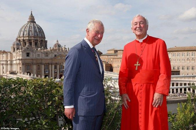 Charles Newman canonisation Nichols