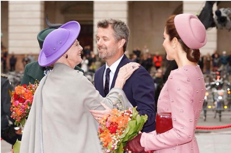 danish royals parliament opening 2019 2