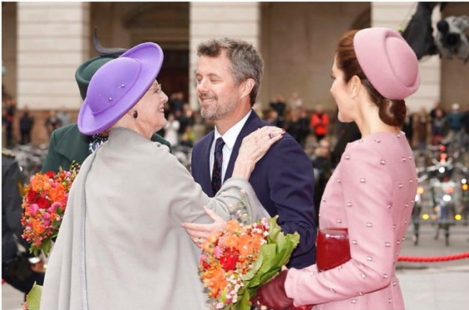 danish royals parliament opening 2019 2