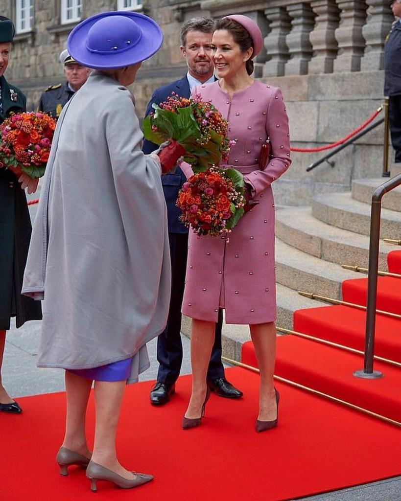 danish royals parliament opening 2019 3