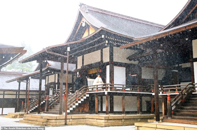 japan ceremony