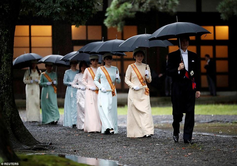 japan princesses