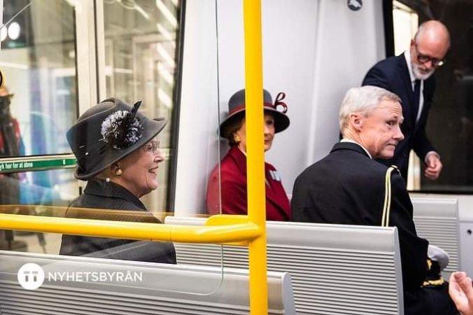margrethe metro