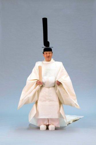 naruhito white sokutai