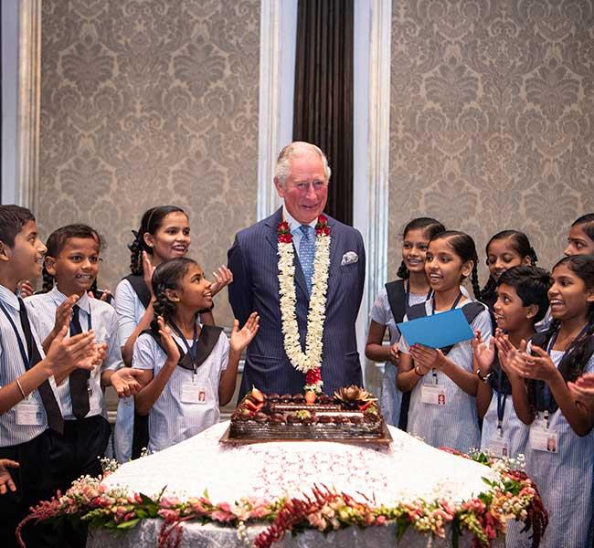 charles birthday india