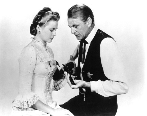 Grace Kelly, Gary Cooper High Noon ( 1952) / UA  0044706