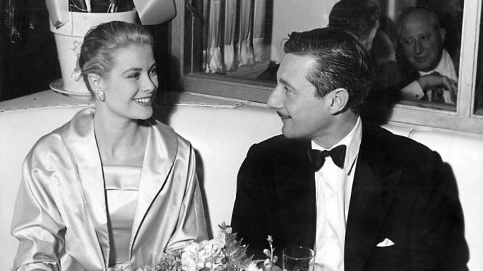 grace kelly oleg cassini