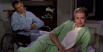 grace kelly rear window